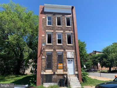 532 E North Avenue, Baltimore, MD 21202 - #: MDBA468808