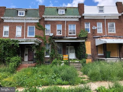 2810 Rockrose Avenue, Baltimore, MD 21215 - MLS#: MDBA468830