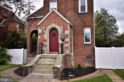 3133 Woodhome Avenue, Baltimore, MD 21234 - #: MDBA468844
