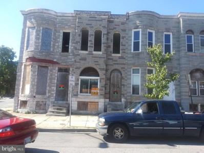 1802 N Fulton Avenue, Baltimore, MD 21217 - #: MDBA468856