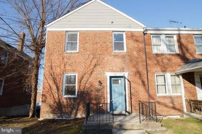 1642 Lochwood Road, Baltimore, MD 21218 - #: MDBA468894