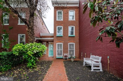 1402 W Lombard Street, Baltimore, MD 21223 - #: MDBA468932