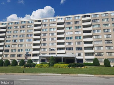 7111 Park Heights Avenue UNIT 403, Baltimore, MD 21215 - #: MDBA468944