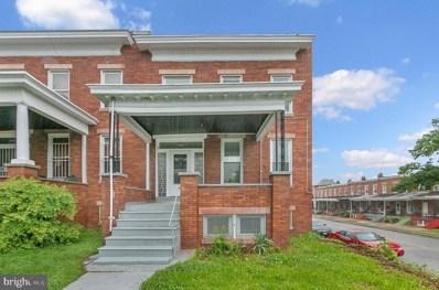 2800 Clifton Avenue, Baltimore, MD 21216 - #: MDBA468960