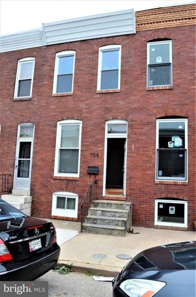 708 S Fagley Street, Baltimore, MD 21224 - #: MDBA468990