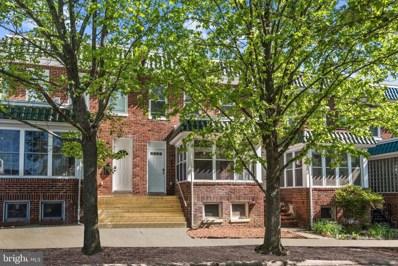 802 Venable Avenue, Baltimore, MD 21218 - #: MDBA469002