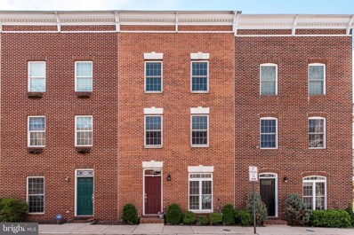 1502 Stack Street, Baltimore, MD 21230 - #: MDBA469018