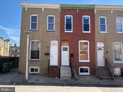 235 N Rose Street, Baltimore, MD 21224 - #: MDBA469048