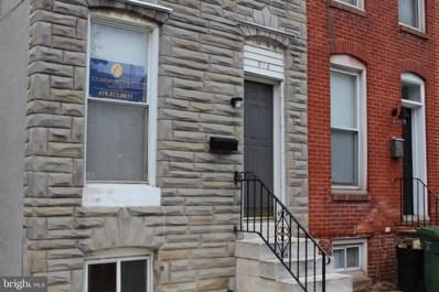 816 S Linwood Avenue, Baltimore, MD 21224 - #: MDBA469066