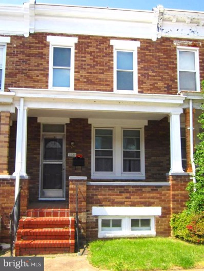3235 Kenyon Avenue, Baltimore, MD 21213 - #: MDBA469068