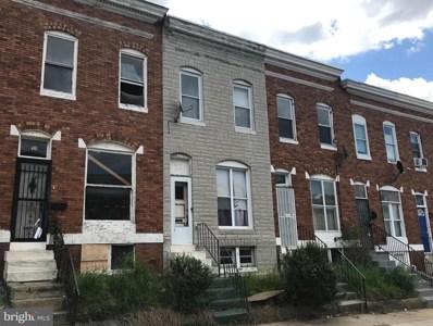 23 N Wheeler Avenue, Baltimore, MD 21223 - #: MDBA469076