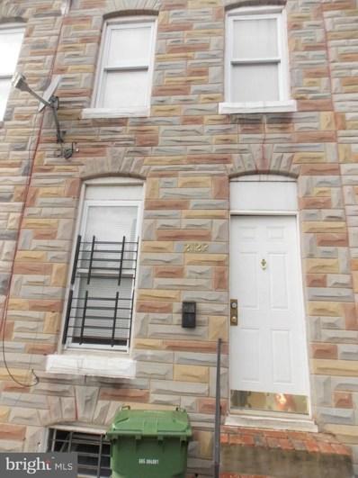 2122 Wilhelm Street, Baltimore, MD 21223 - #: MDBA469134