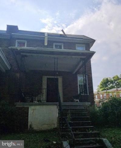 721 N Rosedale Street, Baltimore, MD 21216 - #: MDBA469144