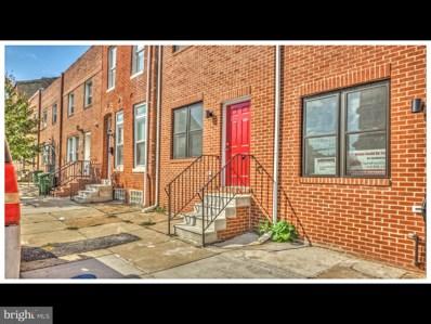 1032 W Fayette Street, Baltimore, MD 21223 - #: MDBA469190