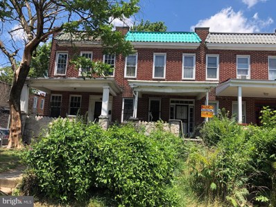 2636 Quantico Avenue, Baltimore, MD 21215 - #: MDBA469210