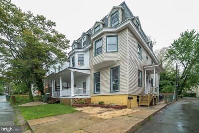 509 Chestnut Hill Avenue, Baltimore, MD 21218 - #: MDBA469212
