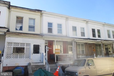 3425 Paton Avenue, Baltimore, MD 21215 - #: MDBA469224