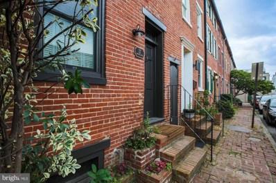 19 E Wheeling Street, Baltimore, MD 21230 - #: MDBA469246