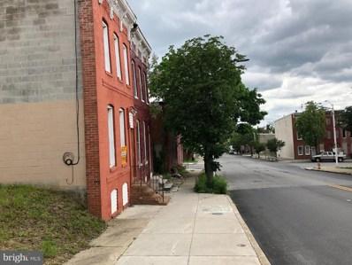 17 S Pulaski Street, Baltimore, MD 21223 - #: MDBA469274