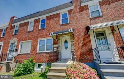 3942 Chesterfield Avenue, Baltimore, MD 21213 - #: MDBA469382