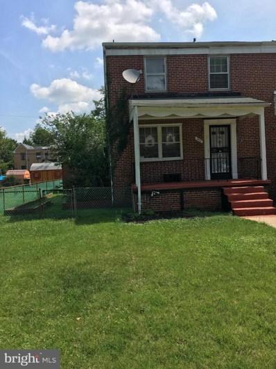 5815 Gist Avenue, Baltimore, MD 21215 - #: MDBA469400