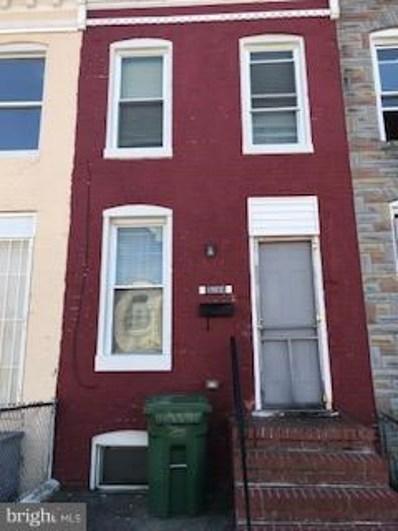 1905 McHenry Street, Baltimore, MD 21223 - #: MDBA469410