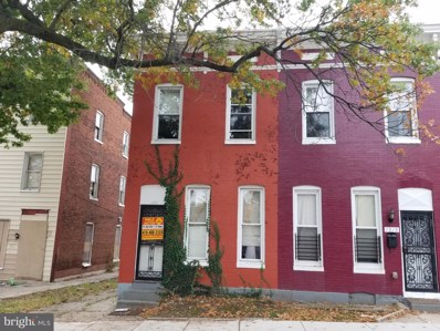 1517 Homestead Street, Baltimore, MD 21218 - #: MDBA469470