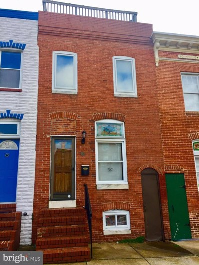 735 S Montford Avenue, Baltimore, MD 21224 - #: MDBA469472