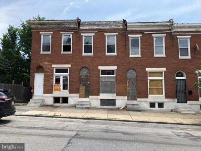 1837 N Washington Street, Baltimore, MD 21213 - #: MDBA469478