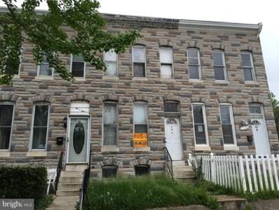 202 S Catherine Street, Baltimore, MD 21223 - #: MDBA469520