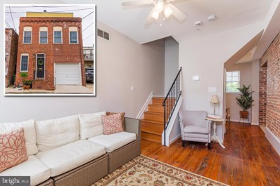 1115 Durst Street, Baltimore, MD 21230 - #: MDBA469528