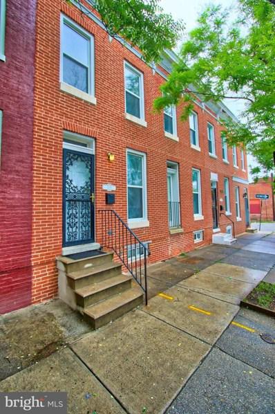 1319 Bayard Street, Baltimore, MD 21230 - #: MDBA469530