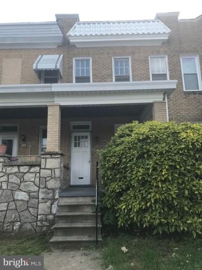 4233 Nicholas Avenue, Baltimore, MD 21206 - #: MDBA469566