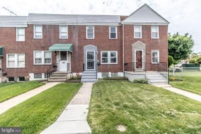 3903 Lyndale Avenue, Baltimore, MD 21213 - #: MDBA469572