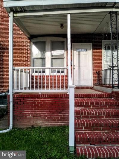 529 S Longwood Street, Baltimore, MD 21223 - #: MDBA469582
