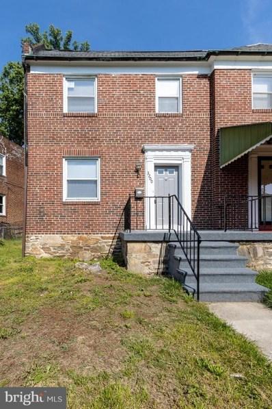 3200 Leighton Avenue, Baltimore, MD 21215 - #: MDBA469592
