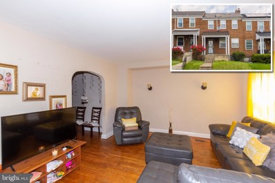 2614 Erdman Avenue, Baltimore, MD 21213 - #: MDBA469614