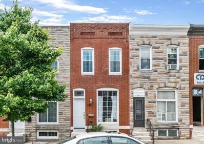 318 S Clinton Street, Baltimore, MD 21224 - #: MDBA469652
