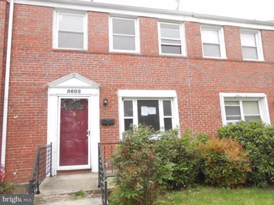 5602 Clearspring Road, Baltimore, MD 21212 - #: MDBA469698
