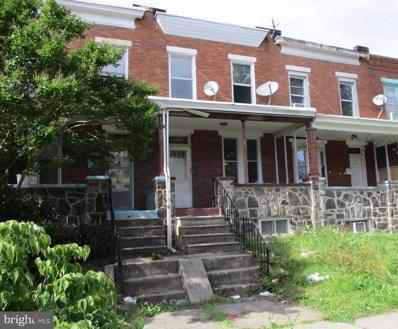 3618 Roberts Place, Baltimore, MD 21224 - #: MDBA469704