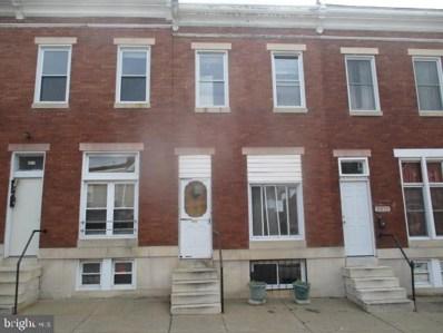 3513 Greenmount Avenue, Baltimore, MD 21218 - #: MDBA469724