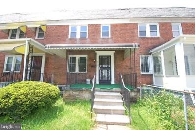 5406 Clover Road, Baltimore, MD 21215 - #: MDBA469744
