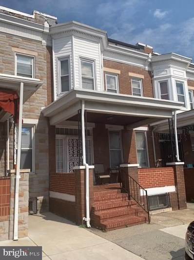 1229 Poplar Grove Street, Baltimore, MD 21216 - #: MDBA469762