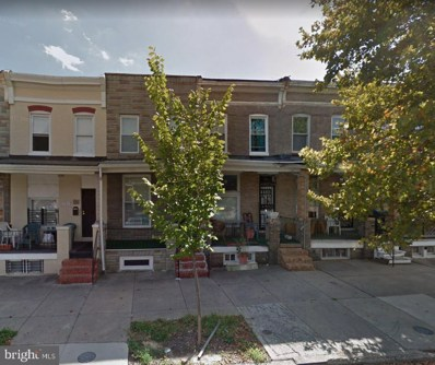 3315 Mcelderry Street, Baltimore, MD 21205 - #: MDBA469768