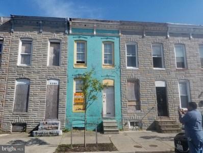 2017 Ashton Street, Baltimore, MD 21223 - #: MDBA469794