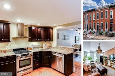 1637 Covington Street, Baltimore, MD 21230 - #: MDBA469798
