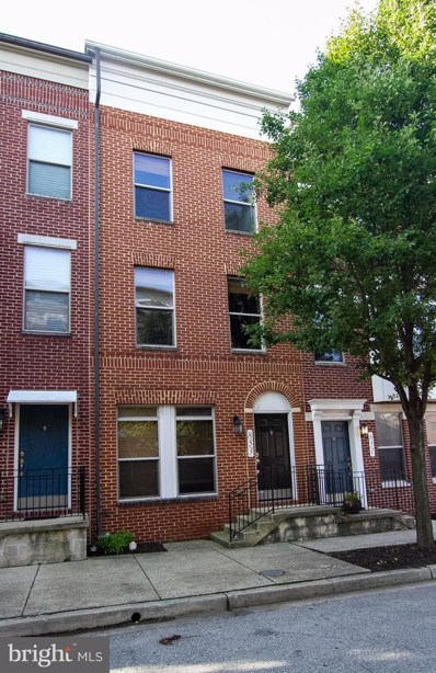 853 Watson Street, Baltimore, MD 21202 - #: MDBA469800