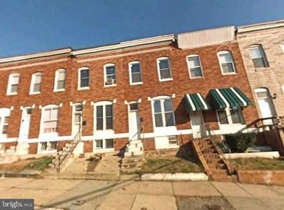 7 N Wheeler Avenue, Baltimore, MD 21223 - #: MDBA469812