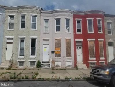 1635 McKean Avenue, Baltimore, MD 21217 - #: MDBA469816