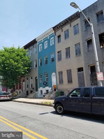 721 N Carey Street, Baltimore, MD 21217 - #: MDBA469820